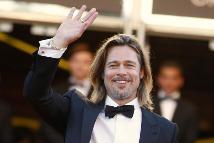 Brad-Pitt Cannes 2012