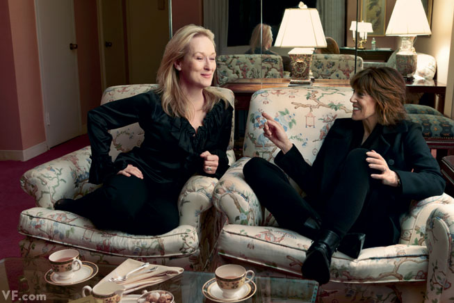 Nora Ephron Meryl Streep
