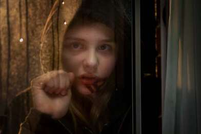 Let Me In movie image Chloe Moretz
