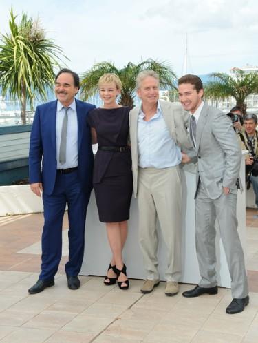 Money never sleeps Photocall Cannes 4