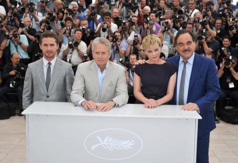 Money never sleeps Photocall Cannes