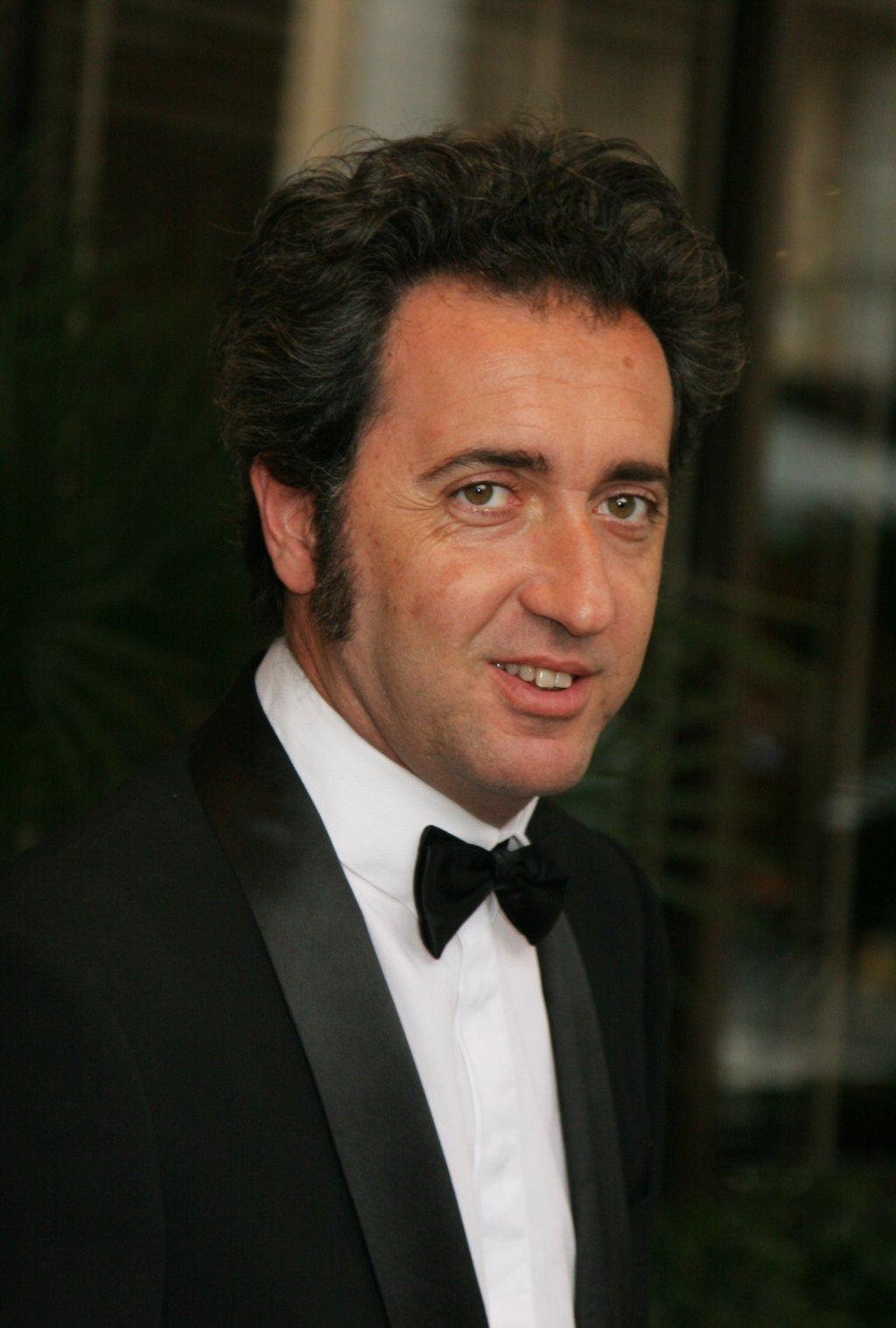 paolo sorrentino parents