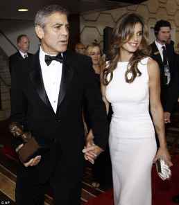 Emmys Clooney Canalis