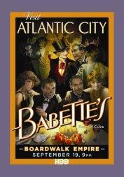 Boardwalk poster-babettes