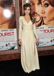 The Tourist Premiere - Angelina Jolie 2