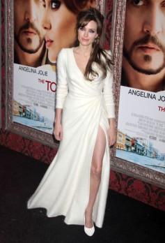 The Tourist Premiere - Angelina Jolie 7