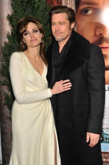 The Tourist Premiere - Angelina Jolie Brad Pitt 2