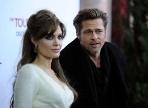 The Tourist Premiere - Angelina Jolie Brad Pitt 4