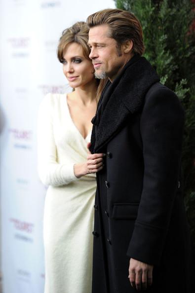 The Tourist Premiere - Angelina Jolie Brad Pitt 6