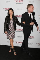 The Tourist Premiere - Jennifer Connelly Paul Bettany 1