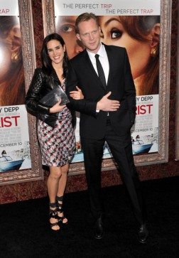 The Tourist Premiere - Jennifer Connelly Paul Bettany 2