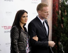 The Tourist Premiere - Jennifer Connelly Paul Bettany 3