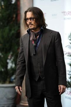 The Tourist Premiere - Johnny Depp 1