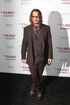 The Tourist Premiere - Johnny Depp 5