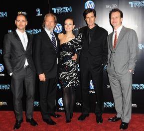Tron: Legacy - UK Premiere