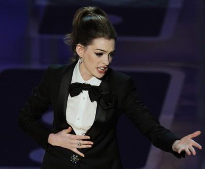 Oscar Anne Hathaway 2