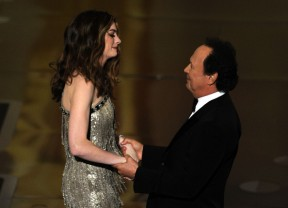 Oscar Anne Hathaway - Billy Crystal