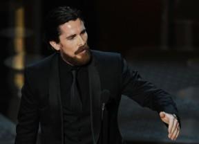 Oscar Christian Bale