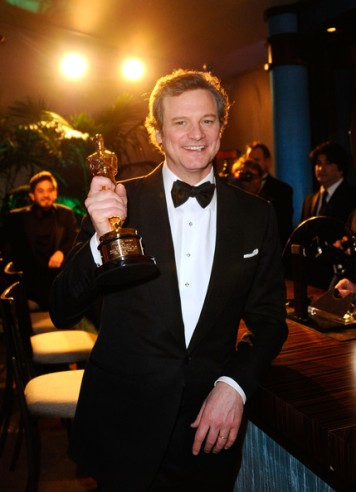 Oscar Colin Firth