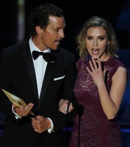 Oscar Johannson -McConaughey