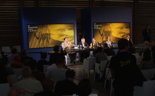 Cowboys & Aliens - Press Conference - The 64th Festival del Film di Locarno