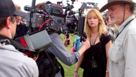 Haley-bennett-and-Terrence-Malick-Austin-City-Limits-1
