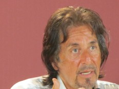 Venezia 2011 - Al Pacino - Wilde Salome 2