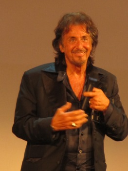 Venezia 2011 - Al Pacino - Wilde Salome 4