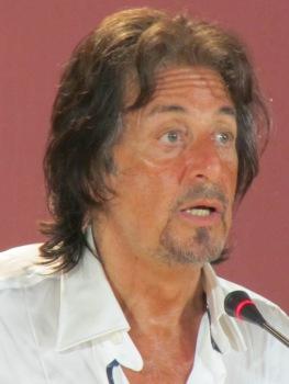 Venezia 2011 - Al Pacino - Wilde Salome