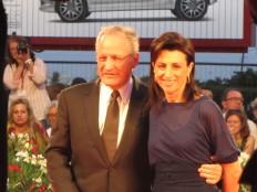 Venezia 2011 - Ami Mann & Michael Mann - Texas Killing Fields