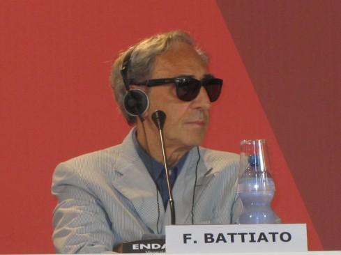 Venezia 2011 - Franco Battiato