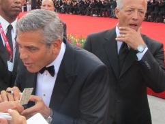 Venezia 2011 - George Clooney - Ides of march 2
