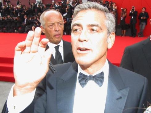 Venezia 2011 - George Clooney - Ides of march