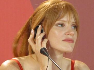 Venezia 2011 - Jessica Chastain - Wilde Salome 2