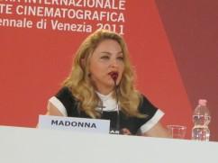 Venezia 2011 - Madonna - W.E. 2