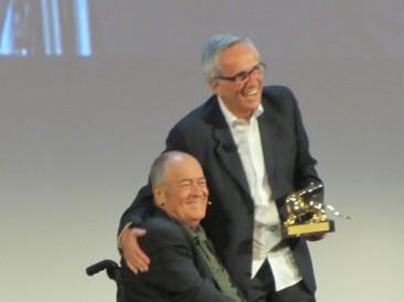 Venezia 2011 - Marco Bellocchio & Bernardo Bertolucci - Leone d'Oro
