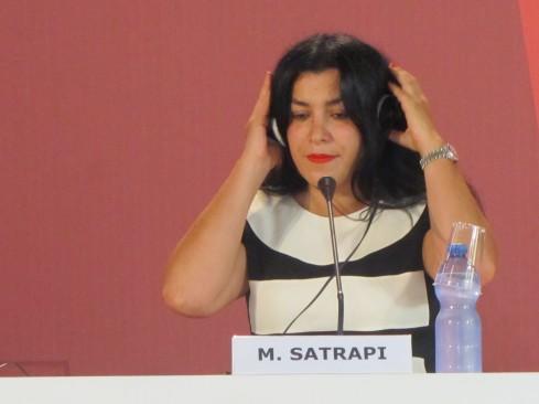 Venezia 2011 - Marjanne Satrapi - Pollo alle prugne
