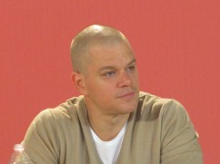 Venezia 2011 - Matt Damon - Contagion