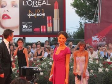 Venezia 2011 - Nicole Grimaudo