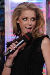 MTV TRL Presents Sean Faris & Amber Heard
