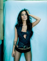 Megan Fox - Madame Figaro on January 08, 2011