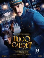 Hugo Cabret Character Poster (2)