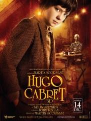 Hugo Cabret Character Poster (3)