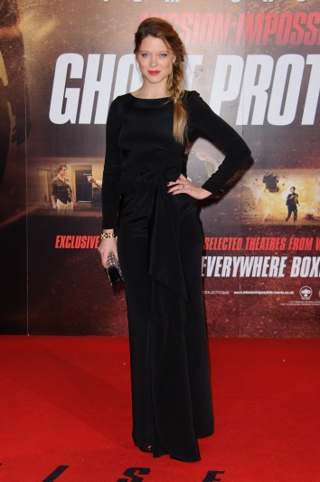 Mission: Impossible - Ghost Protocol Premiere