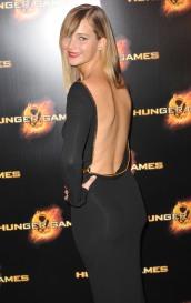 'Hunger Games' Paris Premiere