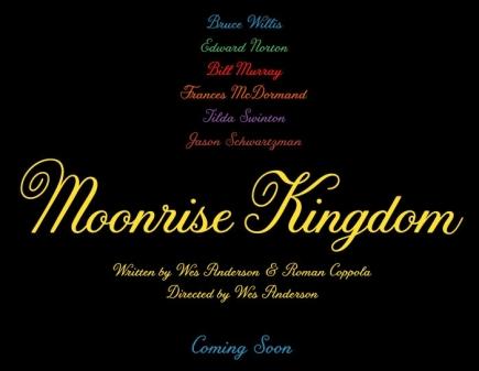 Moonrise Kingdom Film