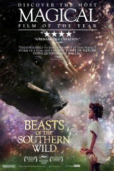 Beast of the Southern Wild poster