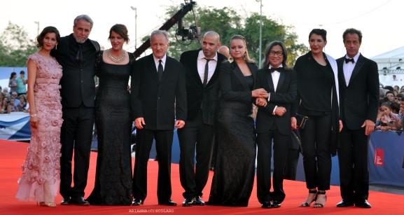 Venice Jury - Michael Mann