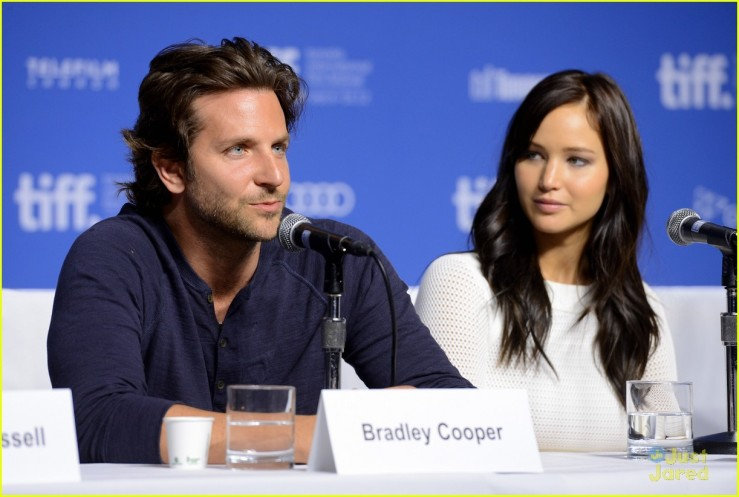 """Silver Linings Playbook"" Press Conference - 2012 Toronto International Film Festival"