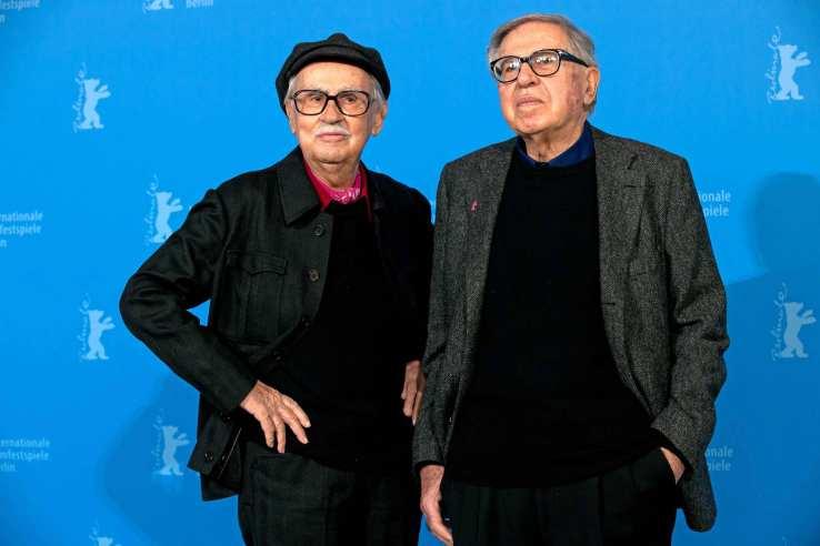 (DPA) BERLINALE 2012 - PHOTOCALL FILM - CESARE DEVE MORIRE -